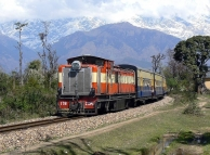 Most scenic train rides in the world - Kangra Valley Railway (KVR) Holiday Trip