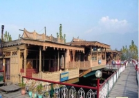 Grand Mumtaz Super deluxe Houseboat Holiday Honeymoon Package