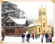 Shimla Manali Tour Package From JAMMU  @ Rs.16499/- Per Pax