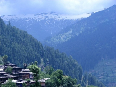 Malana Village Trek  Package- Naggar-Chanderkheni-Malana-Kasol