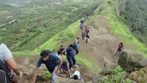 Adventure Trekking near Pune