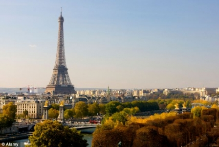 Paris Tours - London Paris tour packages from Mumbai India
