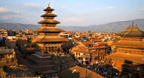 Group tour package to Nepal from Punjab in September