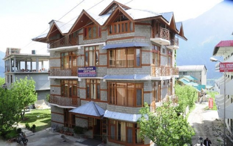 Best Cottage In Manali