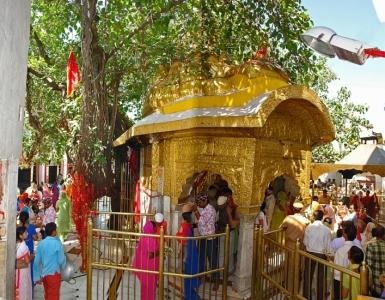 Vaishno Devi Chintpurni Devi Chamunda Devi Naina Devi Darshan Tour Package