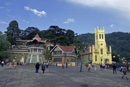 Shimla Tour with Hotel Holiday Home