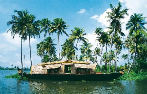 Alleppey House Boat Packages with local site Seeing