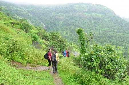 Rajmachi Trek from Pune