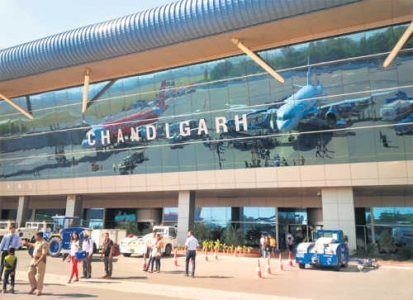 Cheap Flights Booking Chandigarh Airport