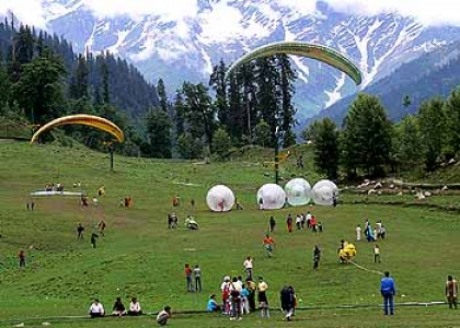 Halal Muslim Package  for India Shimla Manali Delhi and Agra