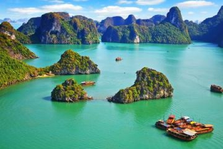 Hanoi –Halong bay boat trip from India