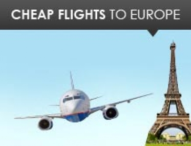 Cheap Flights and packages To Europe from India