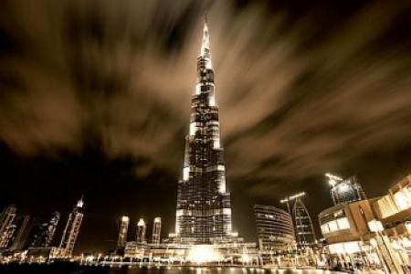 Dubai Luxury Holiday Package with Armani Hotel Burj Khalifa