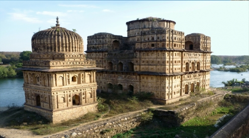 Khajuraho Bandhavgarh Orchha Tour Tiger Trail and Temples