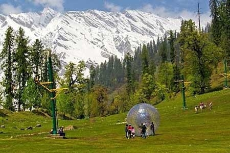 Shimla Manali Tour- Off the Beaten Track Holiday Tour