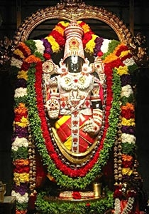 Tirupati Tirumala Tiruchanur Darshan Tour Package from Hyderabad