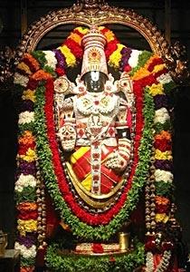 Tirupati Tirumala Tiruchanur Darshan Tour Package From