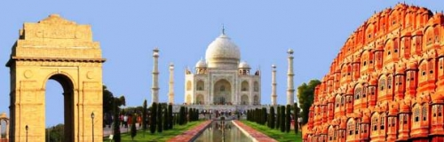 Golden Triangle India Tour  from USA Canada