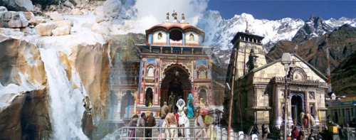 North India pilgrimage tour package Chardham Haridwar Rishikesh