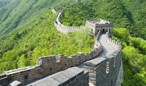 China Holidays - Great wall & yangtze river cruise