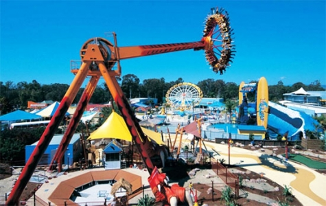 Gold Coast Theme Parks