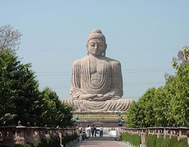 Sanchi Stupa - Mahabodhi Temple - Bodhi Tree - Bodhgaya - Sarnath - Kushinagar - India Buddhism Circuit Tour Package with Guide