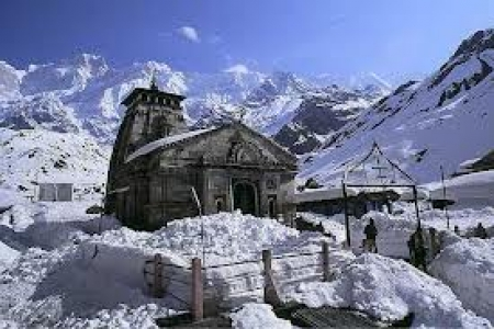 Char Dham Yatra Package from Chennai South India