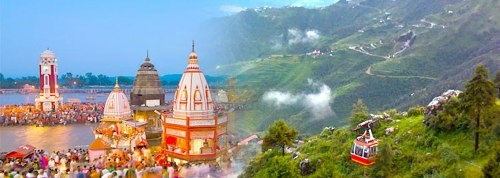 "Haridwar Family Tour – ""National heritage city"""