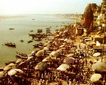 Varanasi Tour package from Mumbai Banglore Chennai