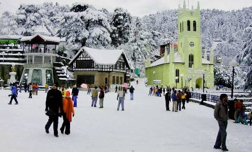 shimla manali package from bangalore