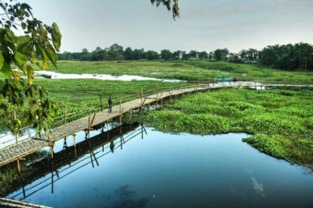 World's Largest Fresh Water Island - Majuli Jorhat Tour Package India