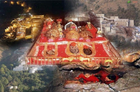 Bhopal Indore to Mata Vaishno Devi and Char Dham Tour