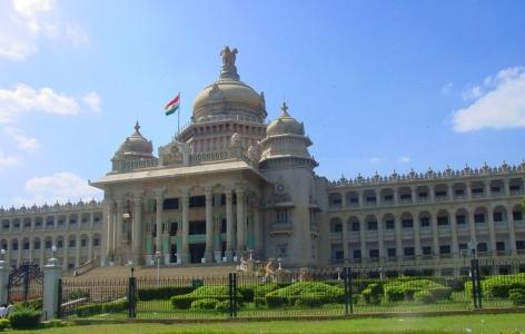 The silicon valley of India tour