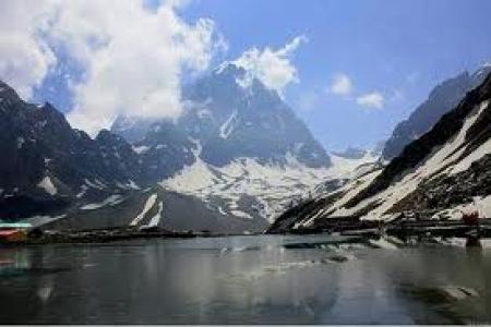 Manimahesh Yatra through Kalah Pass