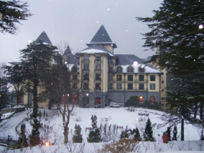 Moksha Himalaya Spa Resort Package Deal