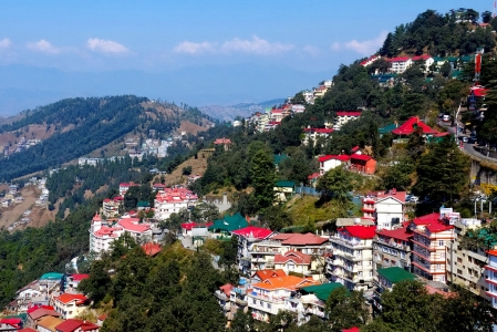 Shimla Tourism Holidays -  Places to Visit in Shimla's East - Janjehli Shikari Devi Chindi Kumaru Nag
