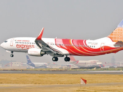 Flights to India from Oman