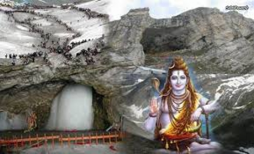 Auspicious Amarnathji Darshan by Helicopter Package Return Airfare (Ex-Delhi)