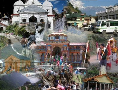 Chardham Yatra tour package with optional tour to Gomukh and Saptrishi Kund