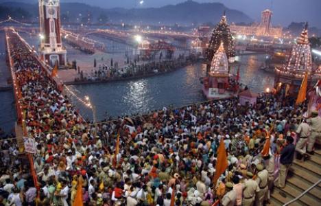 Ardh Kumbh Mela & Haridwar Tour Package