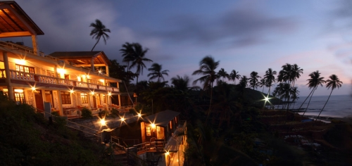Alcove resort goa - Holiday package