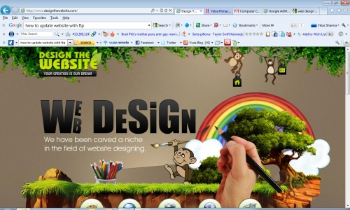 Web Design Training in Himachal