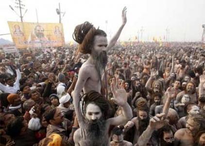 Ardh Kumbh Mela Allahabad Tour Package