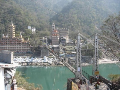 Rishikesh - Mussoorie Tour Package from Delhi