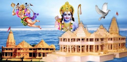 Ayodhya Ram Janma Bhoomi Tour with Varanasi Kashi Vishwanath
