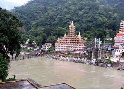River rafting rishikesh weekend Package