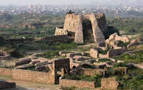 Tughlaq Dynasty Tour India