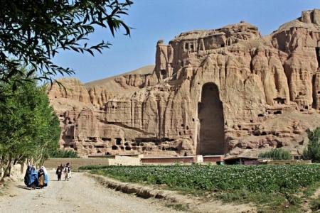Buddhas of Bamiyan Discover Kabul Afghanistan Tourism
