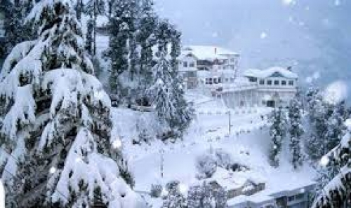 Pathankot to Shimla Manali Tour Package - Picturesque views of the valley