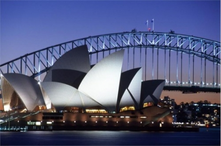 Cheap Flights to Australia from India